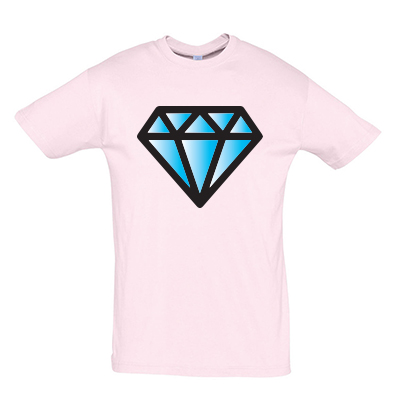 Diamant modrý