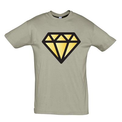 Diamant žlutý