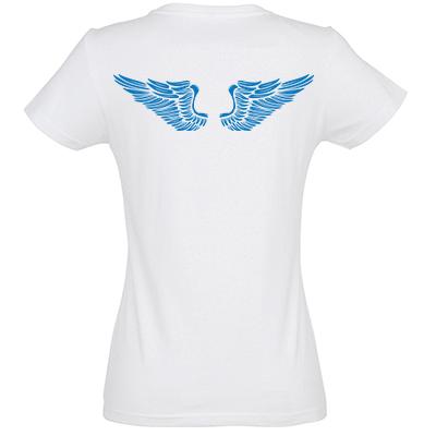 Křídla modrá