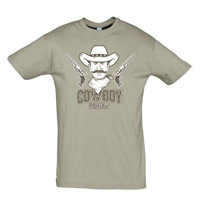 Cowboy párty světlejší