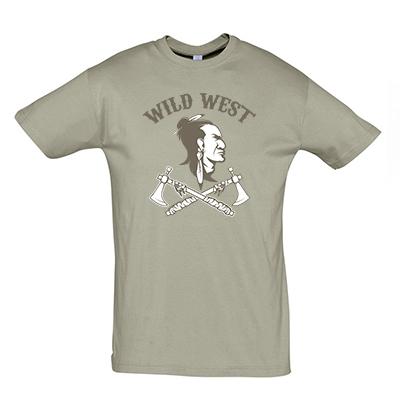 Wild west světlejší