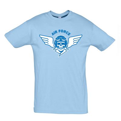 Air force modrá