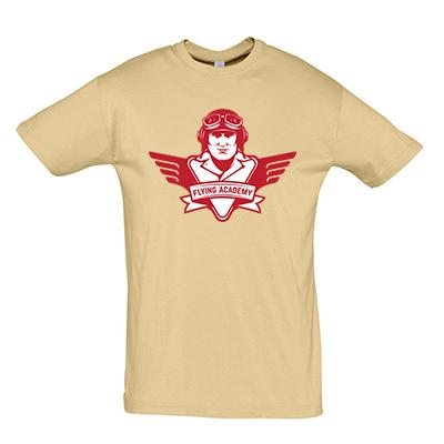 Flying academy červená