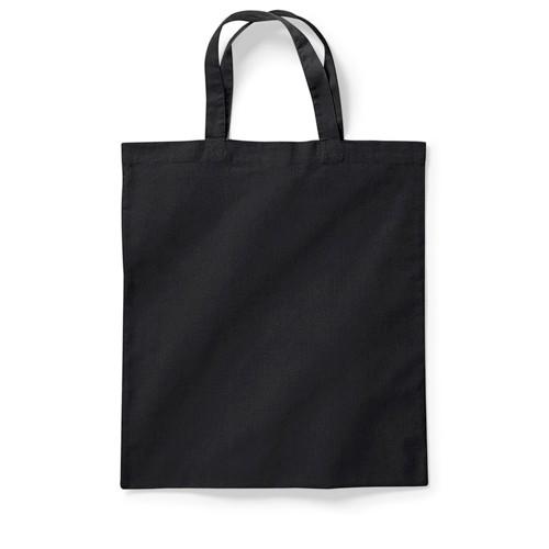 Plátěná taška s krátkým uchem