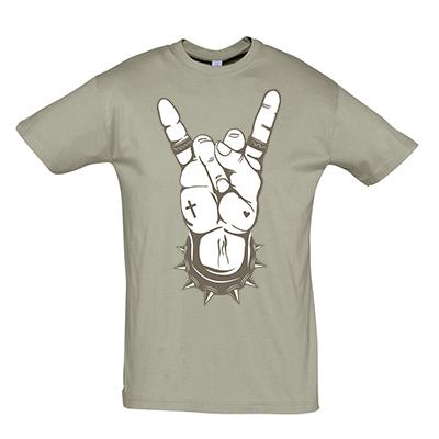Rock hand světlejší