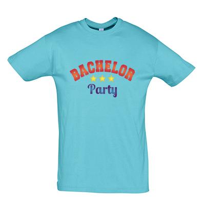 Bachelor party oblouk barva