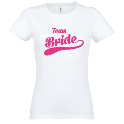 Team bride barbie