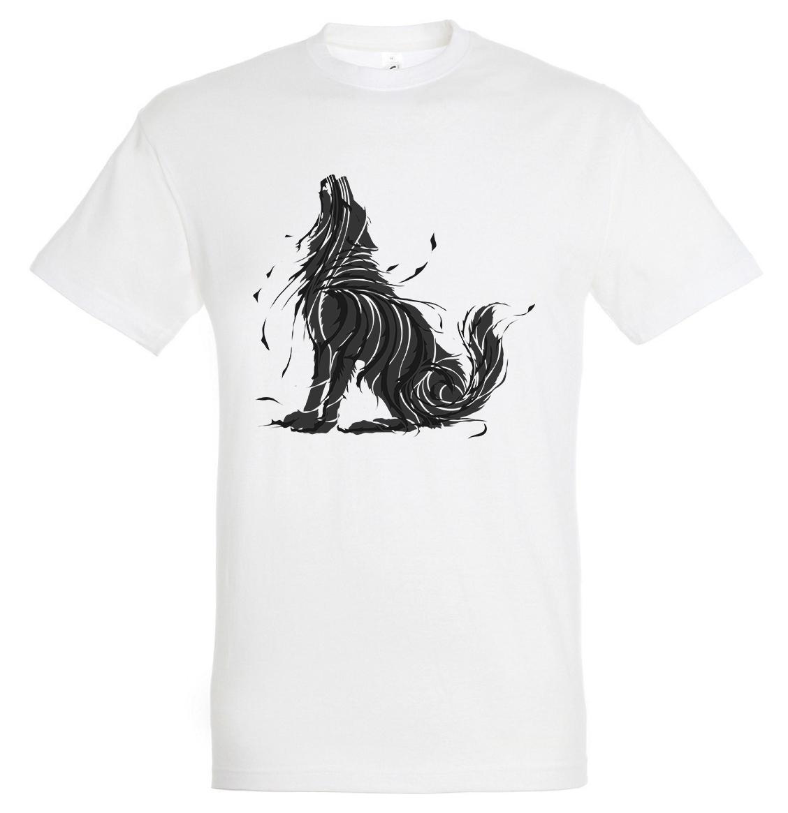 Vlk (černý)